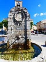 Rosans fontaine Ladoucette (3) ©Office de Tourisme Sisteron Buëch