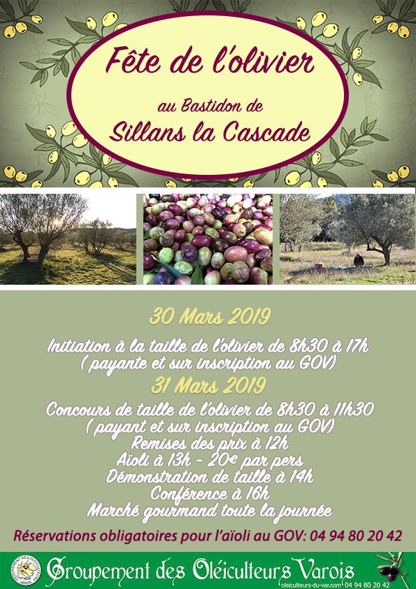Fête de l'olivier