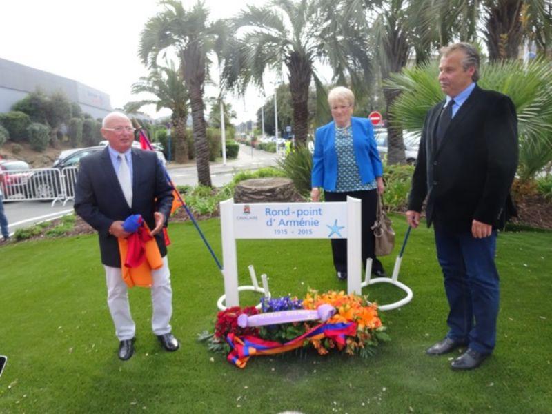 Les Arméniens du Golfe de Saint Tropez