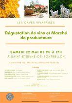 Journée de l'agriculture : dégustation et marché de producteurs - Saint-Étienne-de-Fontbellon