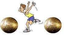 Concours de boule lyonnaise mixte - Saint-Agrève