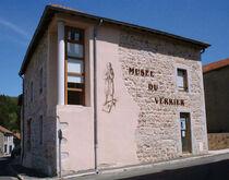 Musée du Verrier - St-Nicolas-des-Biefs Vue extérieure Ⓒ St-Nicolas-des-Biefs