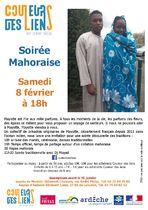 Soirée Mahoraise - Privas