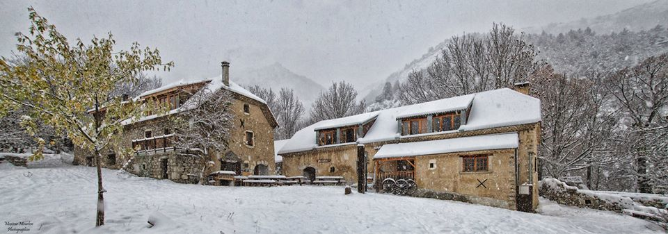 Gîte de Vaunières à Saint Julien en Beauchêne