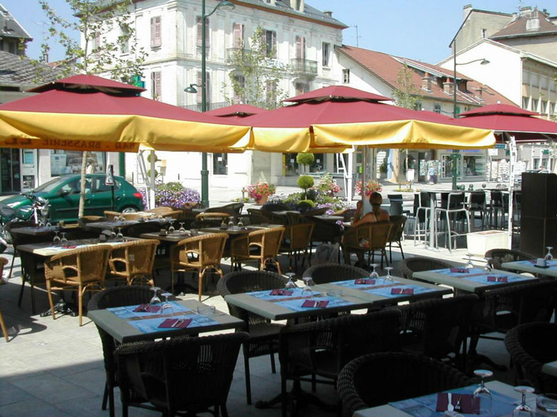 Restaurants Aix les Bains :Office de tourisme Aix les Bains, restauration et hébergement Savoie - Le 4.21
