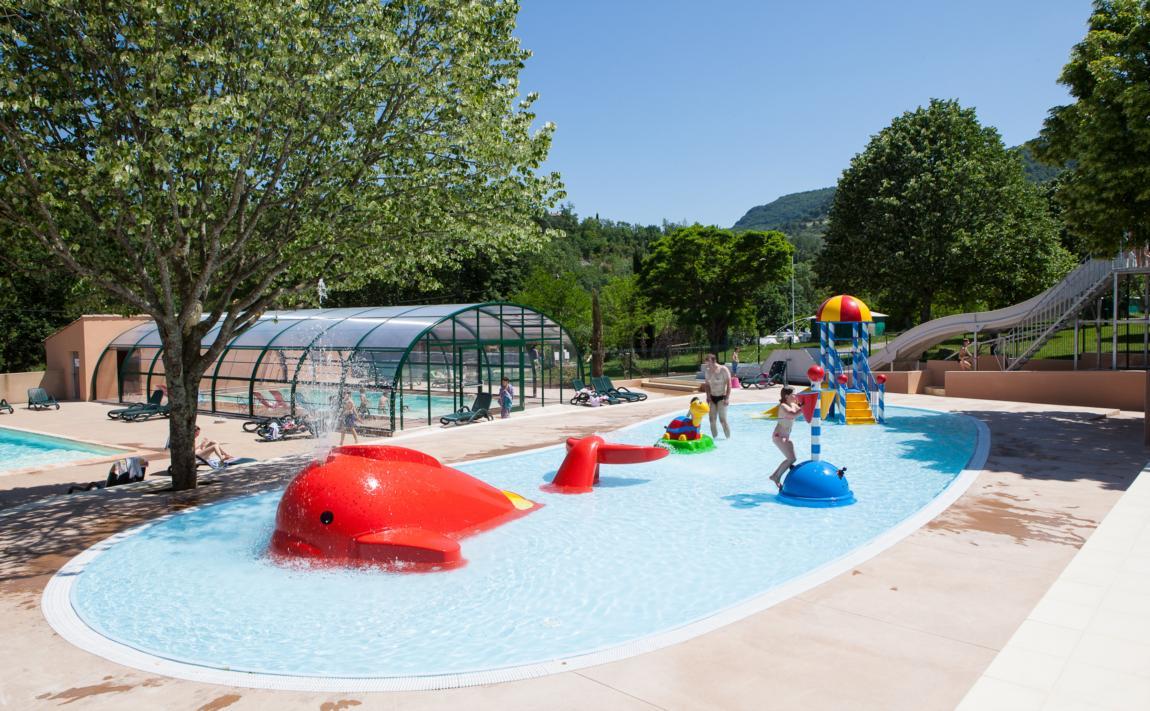 Camping : Ardèche Camping Campsite