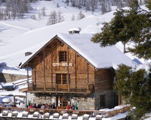 Le Grand Rochebrune -Gîte d'étape/séjour -Château-Ville-Vieille -Queyras