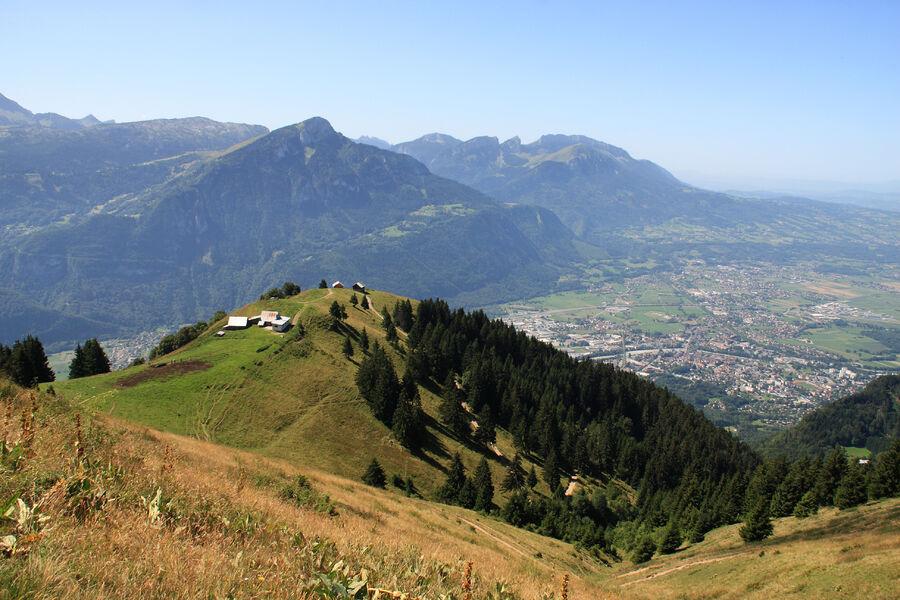 Hiking track - Le Môle