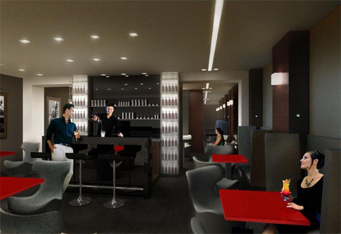 Ambiance Bar Grand Hôtel