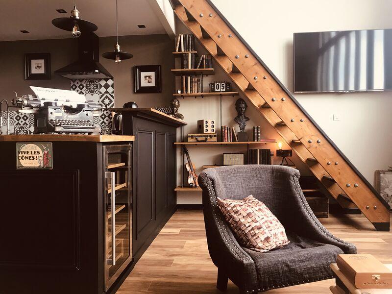 Johnson's House Le petit loft - Villenoy