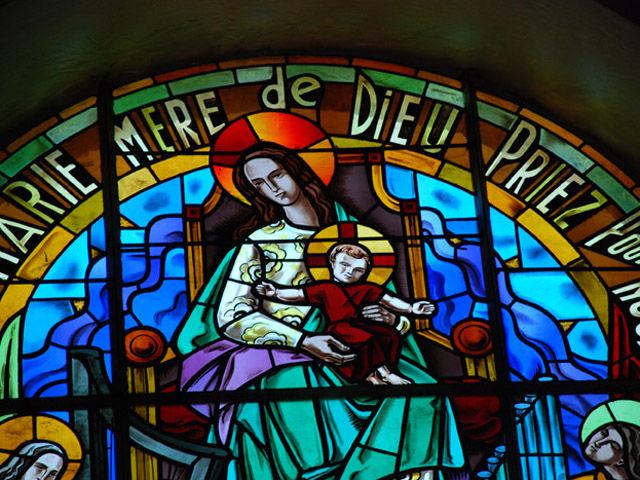 Eglise Saint Pierre de Mésage
