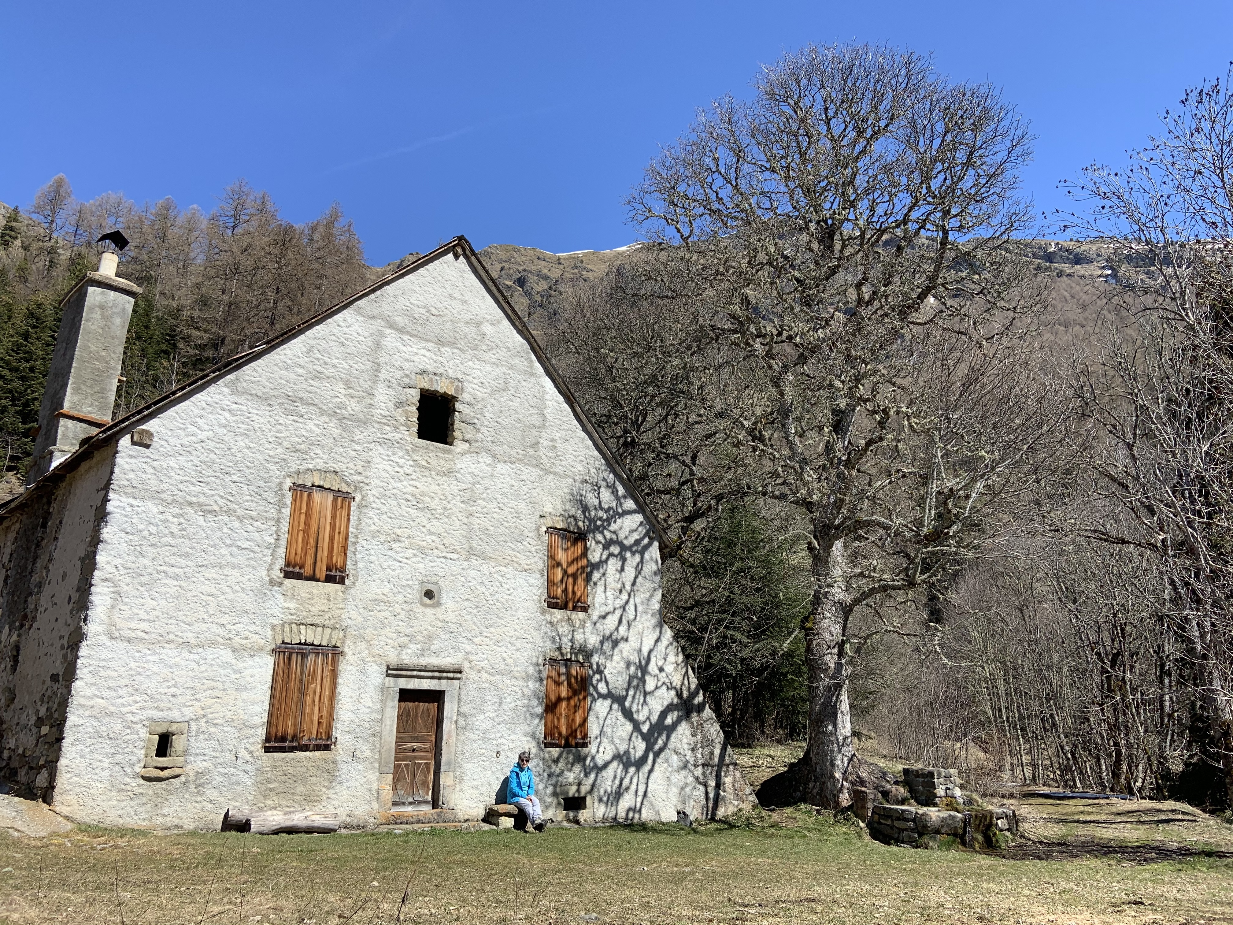 Maison forestière de Subeyranne