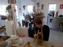 Atelier de poterie Dans l'atelier Ⓒ Simone Meier - 2019