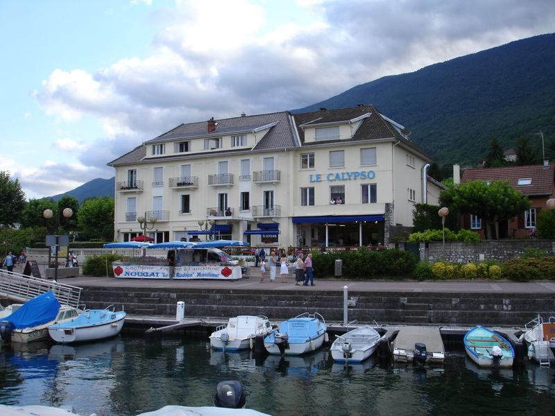 Restaurant Le Calypso, Le Bourget-du-Lac