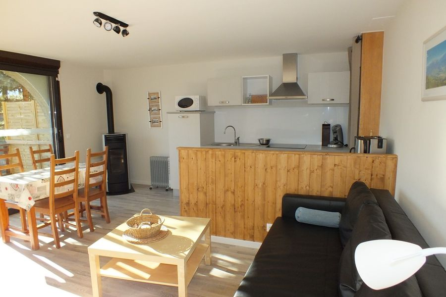 Appartement 4 pers. Gilmant