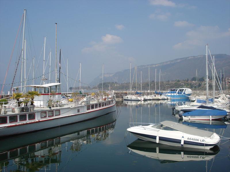 Port d'Aix-les-Bains