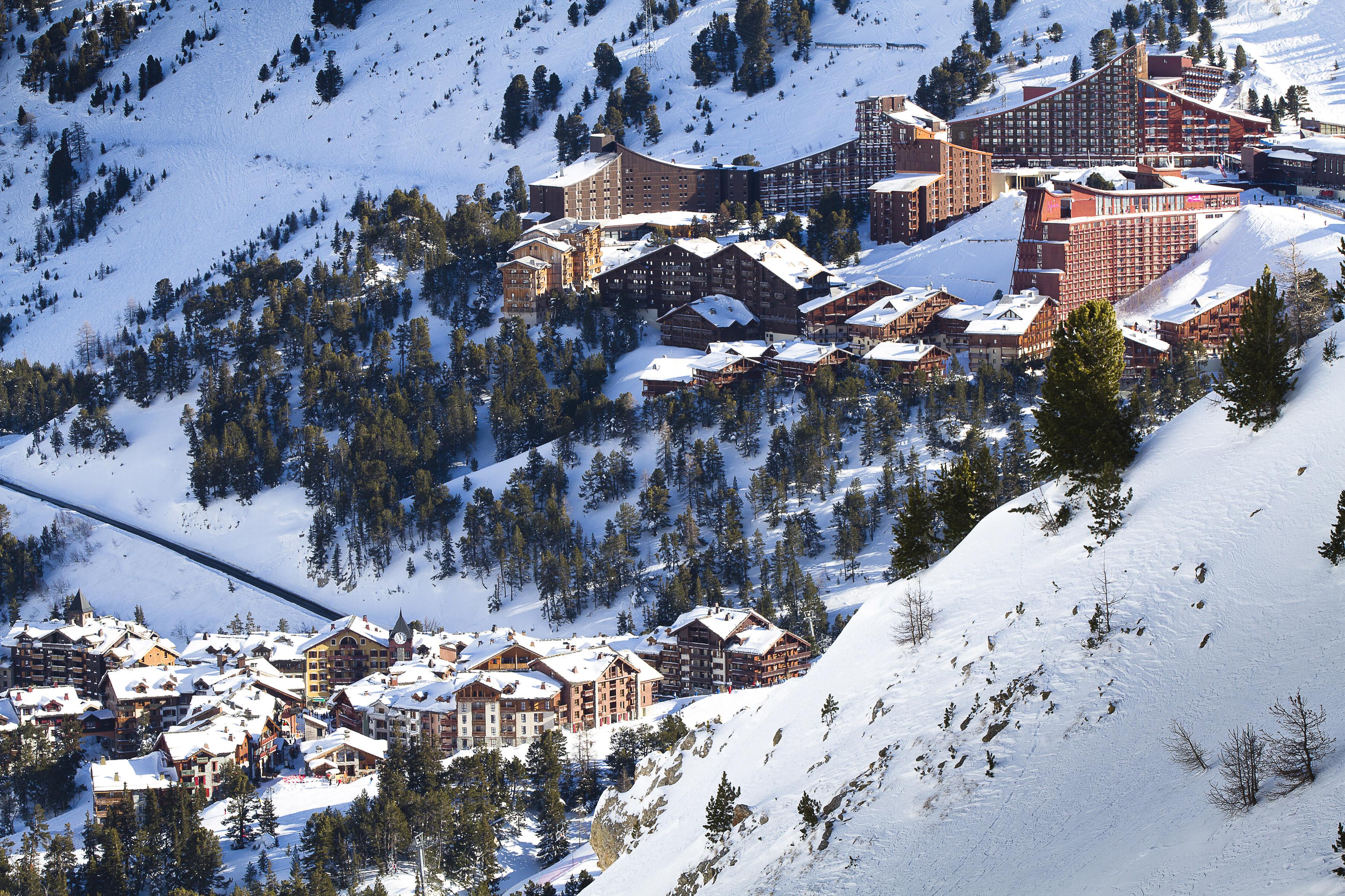 Auvergne rh ne alpes tourisme les arcs bourg saint maurice - Bourg saint maurice office du tourisme ...