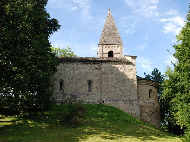 Chapelle St Firmin Notre Dame de Mésage