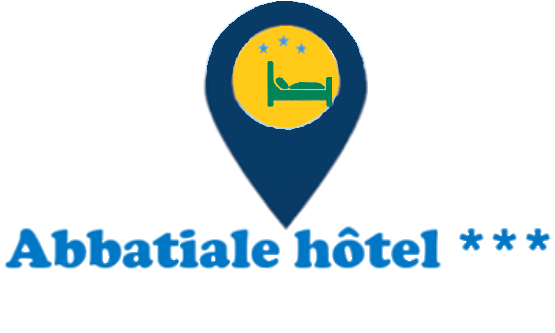 logo sarl abbatiale hotel restaurant