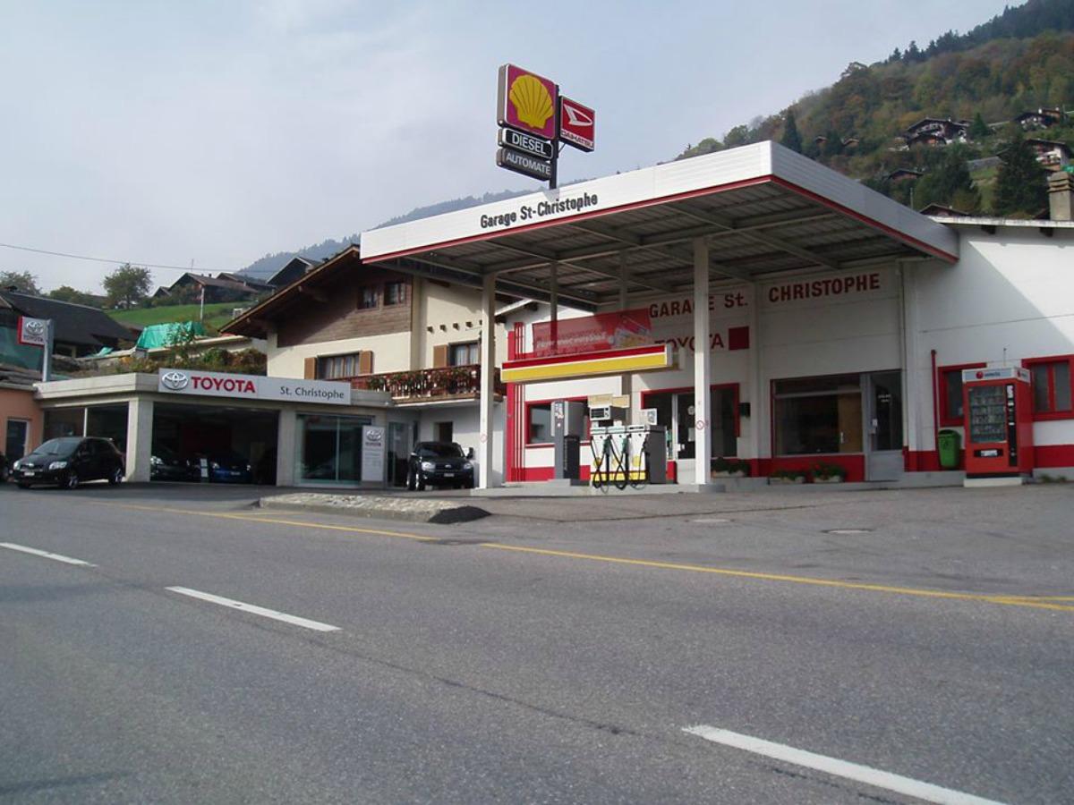 Garage st christophe troistorrents vall e d illiez - Garage de la vallee pouzauges ...
