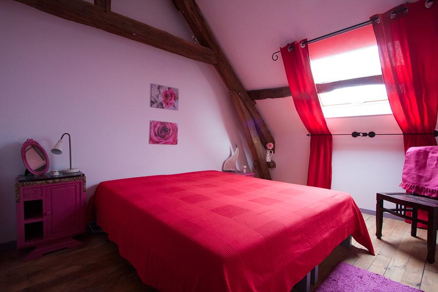 BONNEBLOND Chambre rose