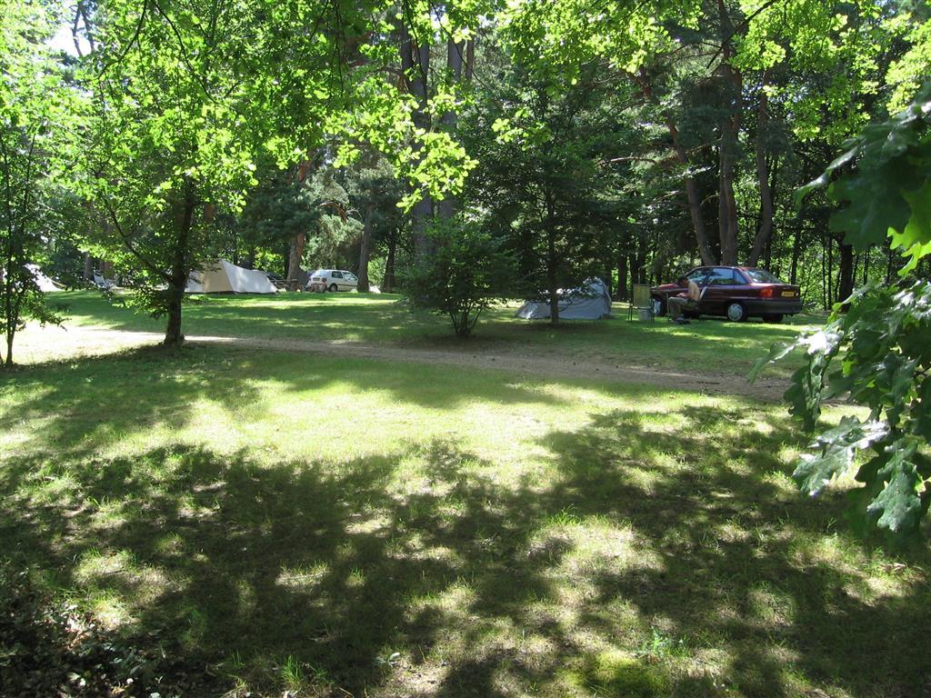 Camping du Champ de la Chapelle Emplacements tente Ⓒ Camping du champ de la Chapelle