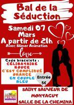 Bal de la Séduction - Saint-Sauveur-de-Montagut