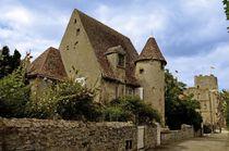 Cité médiévale en Bocage Bourbon l'Archambault Ⓒ Joël Damase