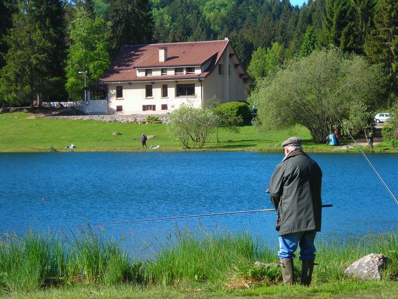 P cher au lac genin site officiel de l 39 office de tourisme haut bugey nantua oyonnax izernore - Office de tourisme nantua ...