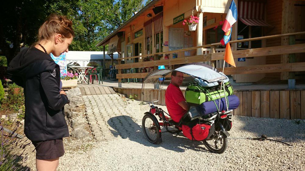 Camping le Nant Matraz