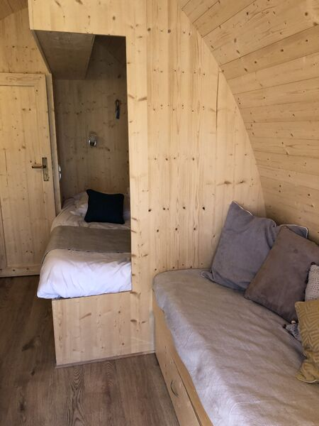 Camping Les 2 bois - Baratier - © Camping Les 2 bois - Baratier
