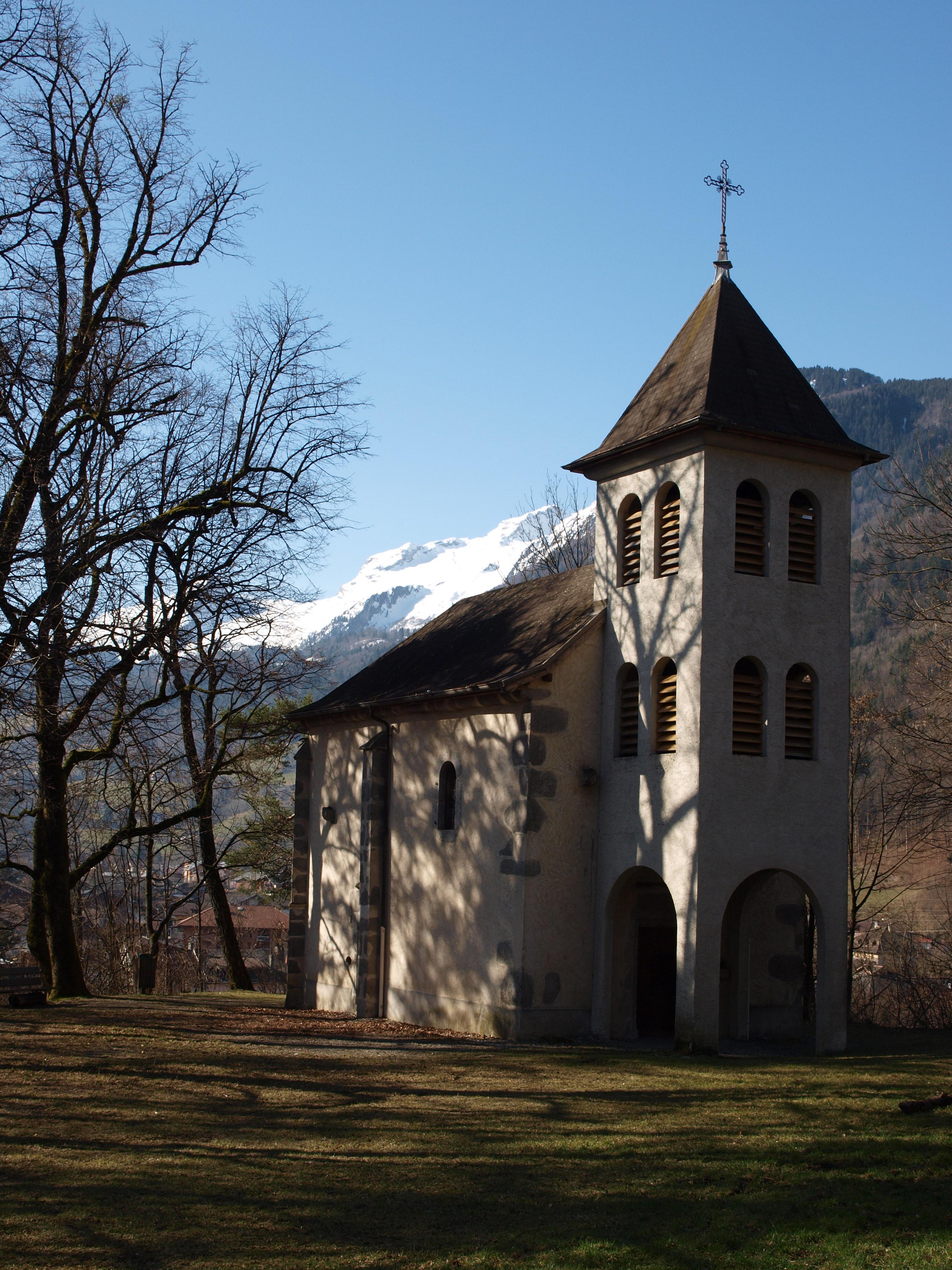 Chapelle du Calvaire à Thônes