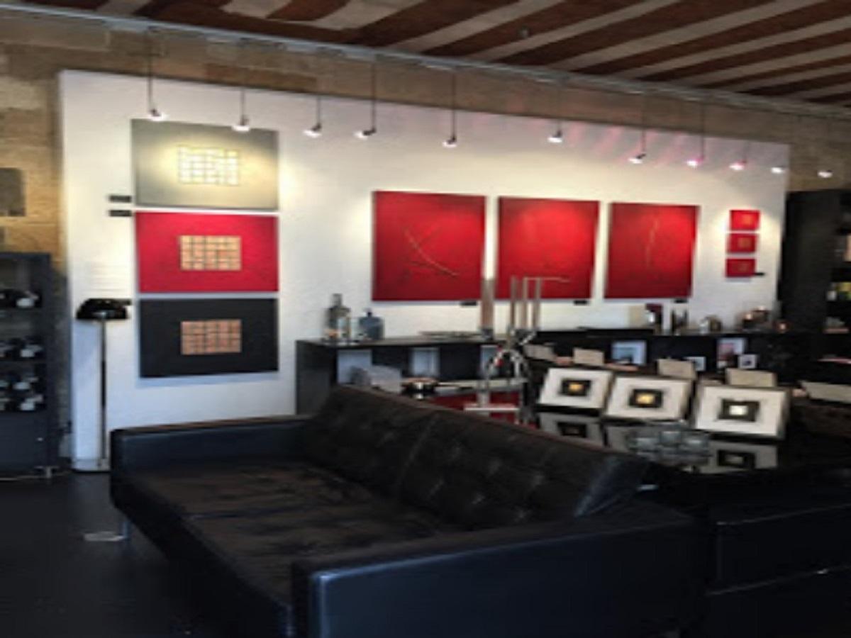 Atelier-galerie-boutique John Gormsen