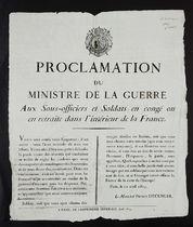 Figurines historiques d'art Affiche de placard Ⓒ Jérôme AUBANEL - 2016