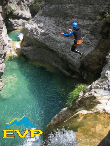 Canyoning - © Eau Vive Passion