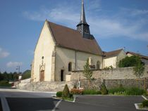 Eglise Meaulne Extérieur Ⓒ Mairie de Meaulne pch