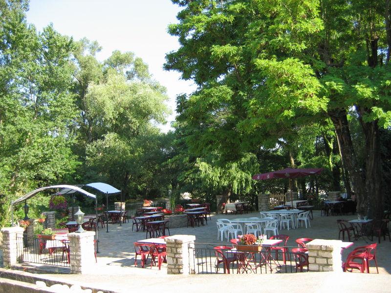 La guinguette du moulin saint martin d 39 ard che office - Office du tourisme st martin d ardeche ...