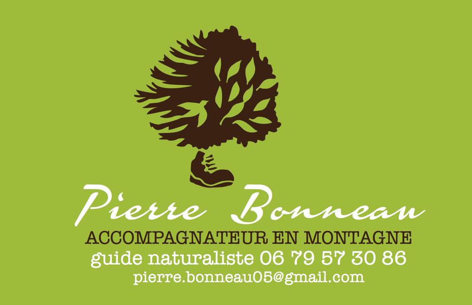 Carte de visite - © Pierre Bonneau