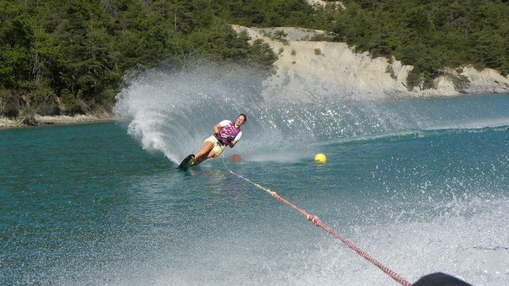 Ski Club Nautique de Serre-Ponçon - © Ski Club Nautique de Serre-Ponçon