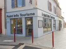 Point info tourisme d'huriel Bâtiment