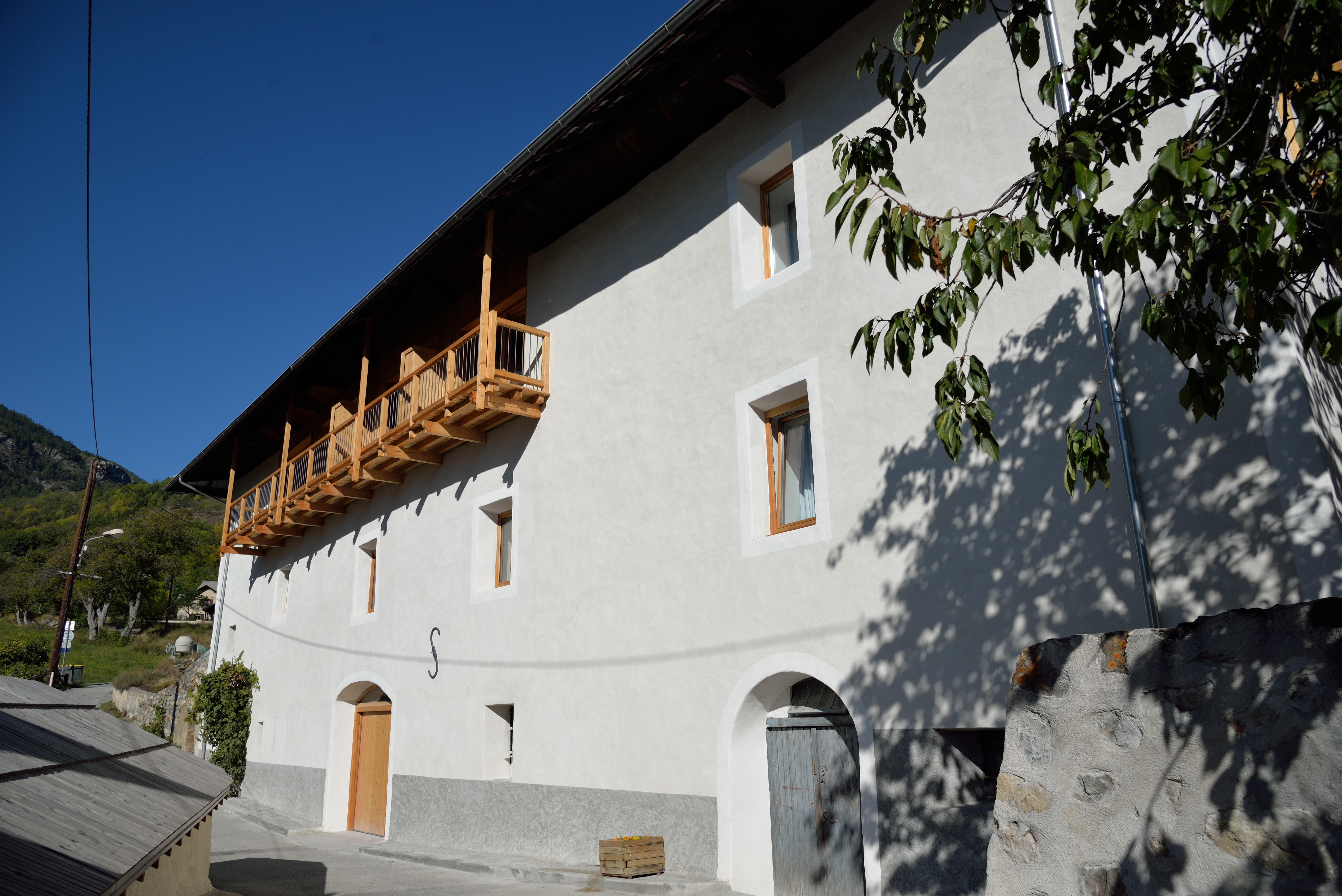 La maison abeil l 39 argenti re la bess e pays des crins office de tourisme - Office tourisme argentiere ...