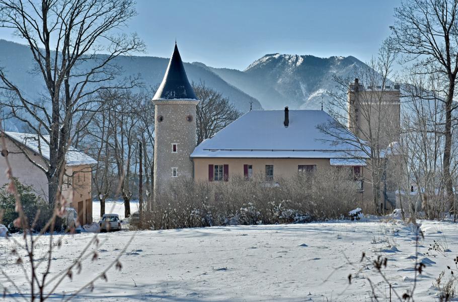 Chambre d'hôtes Château du Terrail à Montmaur