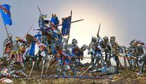 Figurines historiques d'art Bataille d'Azincourt Ⓒ Jérôme AUBANEL - 2017