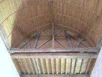 Eglise Meaulne Plafond Ⓒ Mairie de Meaulne pch
