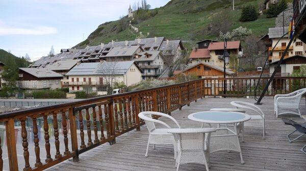L'Edelweiss -Gîte d'étape/séjour -Abriès-Ristolas -Queyras