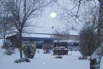 Gîte Ovalie en hiver  Ⓒ Gîtes de France