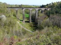 Photo viaduc de la Perrière Coutansouze, viaduc de la Perrière Ⓒ Smat du Bassin de Sioule
