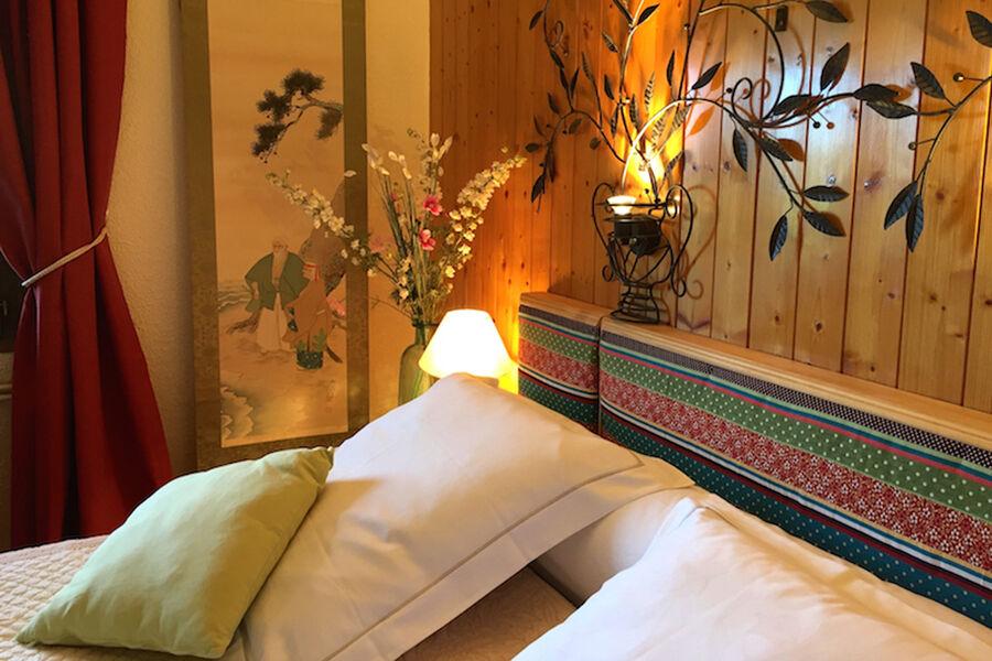 Chambres d'hôtes La Coustille - © La Coustille