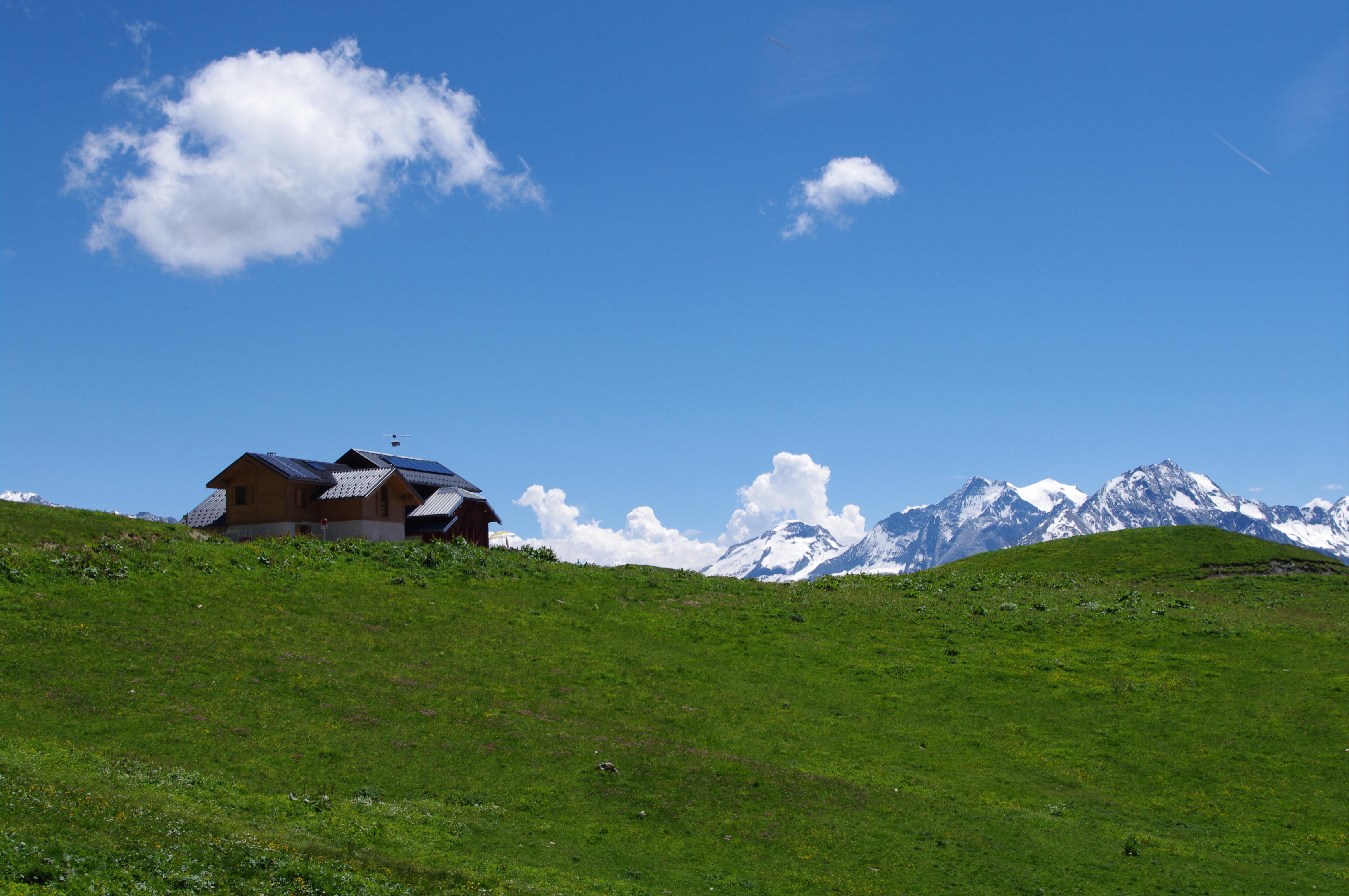 Sentier du Mont Jovet - Feissons sur Salins