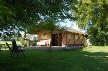 Tente safari Lodge Le Petit Pauliat Ⓒ (c) Le Petit Pauliat Sjoerd Groenendaal
